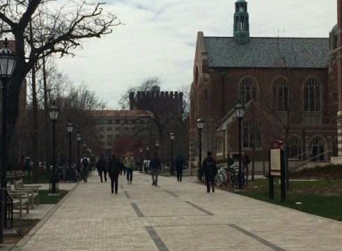 Another view of the University of Chicago